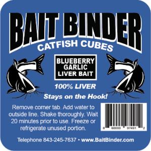 catfish bait blueberry garlic
