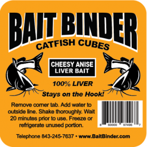 catfish bait cheese
