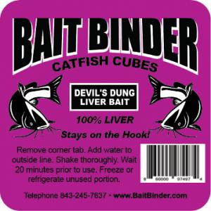 catfish bait devils dung