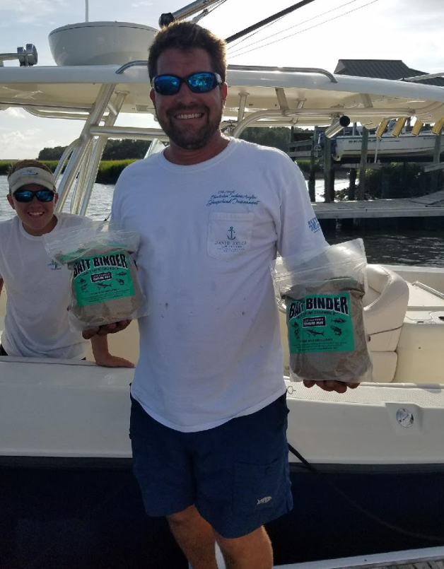 charter fishing bait