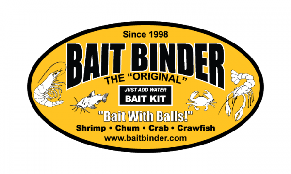 Bait Binder Sticker